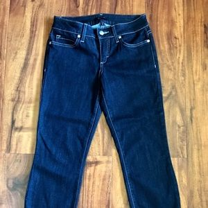 Bebe ankle jeans sz 26